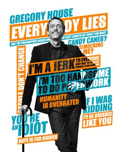Everybody Lies #house #house md