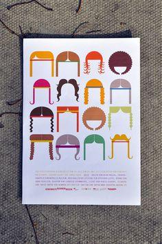 hair, poster 2010