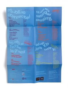 Studio Output – SI Special | September Industry #poster #typography