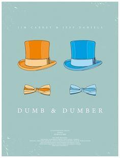 Check This: Movie Posters Reimagined Via Men's Style – NextMovie #design #poster #film