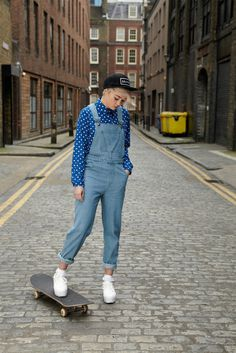 THE WHITEPEPPER Denim Dungarees #photography #retail