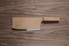 Wonderful design #design #wood #product #kitchen #knife