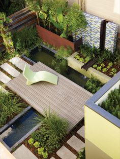 Contemporary Garden Design