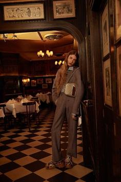 Harper's Bazaar x ELLE x Gucci | Fashion Editorials