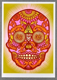 FormFiftyFive – Design inspiration from around the world » Blog Archive » People of Print #print #skull