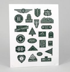 buyolympia.com: Dan Cassaro / Young Jerks - Art of the Federal Heart Project #print