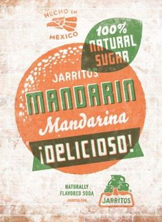 Jarritos: Mandarin | Ads of the World™ #jarritos