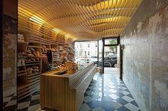 Good design makes me happy #shop #architecture #food