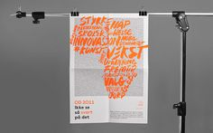 Heydays New Work Special #poster #typography