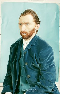Revealing The Truth on Behance #art #photography #vincent van gogh