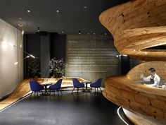 RAW Restaurant in Taipei - #decor, #interior, #restaurant,