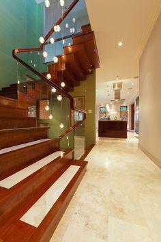 The Bauhaus stairs