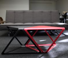 X Plus Table #interior #creative #inspiration #amazing #modern #design #ideas #furniture #architecture #art #decoration #cool