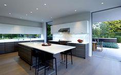 Modern Functional and Sustainable Orchard House - #kitchen, #kitchendesign, #kitchenideas, kitchen design