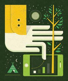 Hand #design #vector