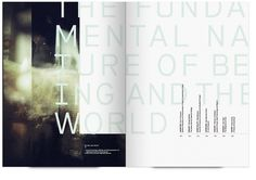 UW Design Show 2011 | Abbey Carlstrom #page #design #graphic #publication #uwdesign #spread #magazine