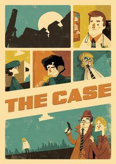 http://artofisuri.com/The-Case #gallery #the #illustration #case #isuri #1988