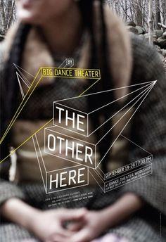 Graphic design inspiration #poster