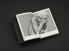 Was Wir Wohl Wissen Wollen by David Einwaller #layout #photography #book