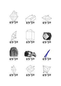 49/50 on Behance https://www.facebook.com/fig.4950 #notebooks #books #goods #4950 #artists #paper #etc