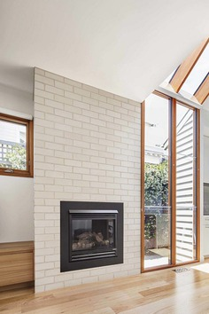 Edwardian Weatherboard House Renovated by Sheri Haby Architects 8