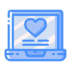 See more icon inspiration related to laptop, electronics, electronic, computing, technology and computer on Flaticon.