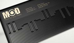 Comb #business #design #graphic #cards #3d