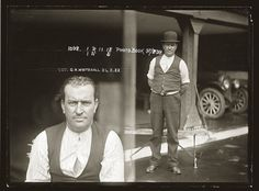 Vintage Mugshots from the 1920s [30 Photos]