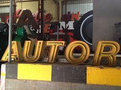 feeldesain Buchstaben Museum 031 #signs #typography
