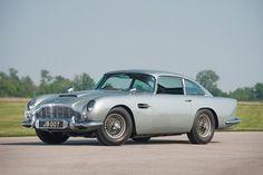 Aston Martin DB5 Back for James Bond's Skyfall   Hypebeast #db5 #bond #james #aston #martin