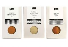 La Sirena Alimentación / A tu gusto. Own brand packaging. 2007