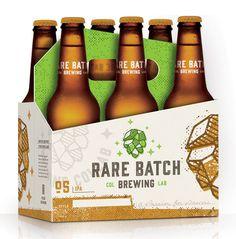 logo, beer, batch, design, bottle, growler, star, packaging