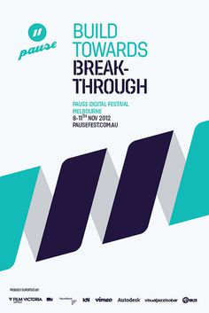 Pause 2012 - Build Towards Breakthrough #wwwflickrcomphotos80458053n047992072721i #http