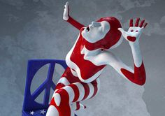 Impressive 3D Illustrations by Adam Martinakis