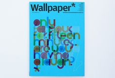 Creative Review - 15 Wallpaper* covers by 15 image makers #cover