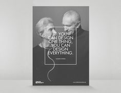 Design Everything #massimo #vignelli #quote #book #cover #leila