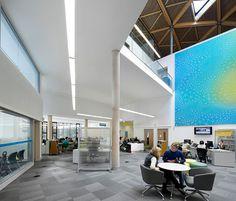 The Forum building | Peter Clarkson #design #branding