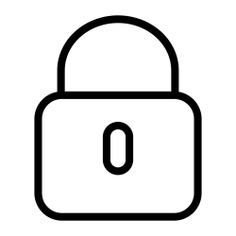 See more icon inspiration related to lock, padlock, security, secure, locked and Tools and utensils on Flaticon.