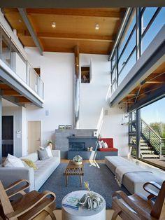 Modern Hillside Home 6