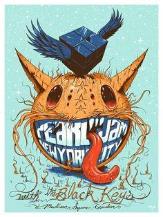 gig poster I