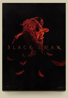 Black Swan by Lukas Doraciotto