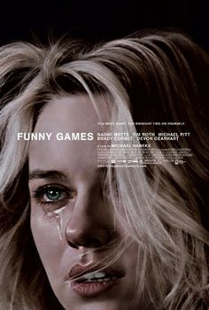 funny_games.jpg (509×755) #movie #photography #portrait #minimal #poster