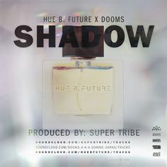 ☆ Hue B. Future ☞ WELCOME TO FUTUREVILLE ☆ #supertribe #design #cover #hubertwho #dubstep #music #logo #typography