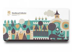 National Trust : Lovely Package . Curating the very best packaging design.