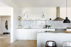 设计由佩尔松Lagerberg艾玛通风的公寓