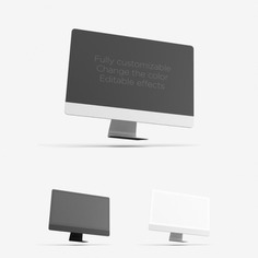 Realistic computer presentation Free Psd. See more inspiration related to Mockup, Business, Computer, Template, Presentation, Mock up, Communication, Monitor, Screen, Imac, Mockups, Up, Computer screen, Blank, Ios, Editable, Realistic, Custom, Mock ups, Mock, Customize, Ups and Customizable on Freepik.