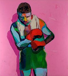 Andy Dixon | PICDIT #design #color #painting #art #colour