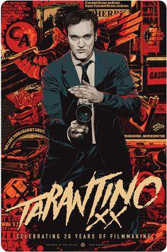 TARANTINO #movie #taylor #vector #ken #illustration