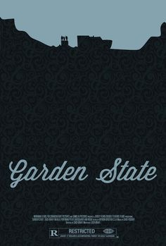 Garden State #minimalist #movie #poster