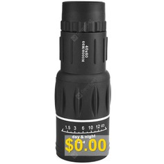 40X #60X #High #Magnification #Monocular #Outdoor #Low #Light #Night #Vision #Photo #Telescope #- #D40X60 #NEUTRAL #WITHOUT #SPRING #CLIP